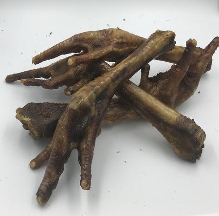 Dried Turkey Foot