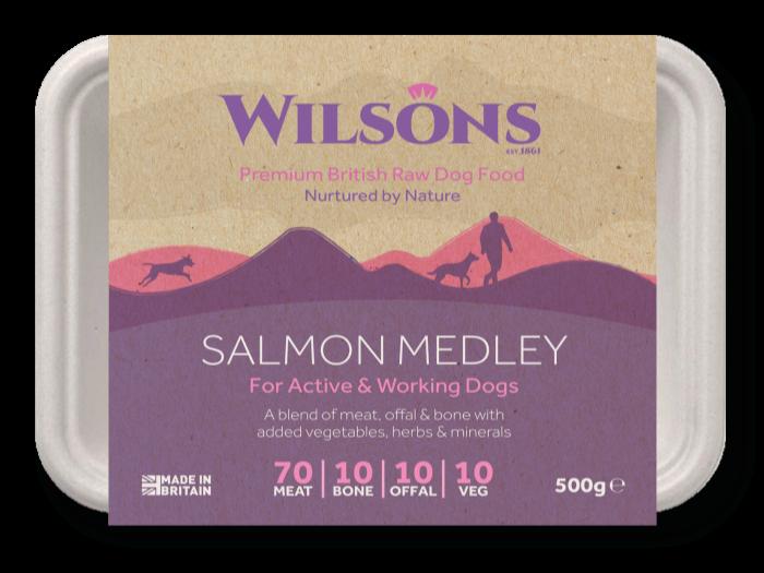 Wilsons Salmon Medley