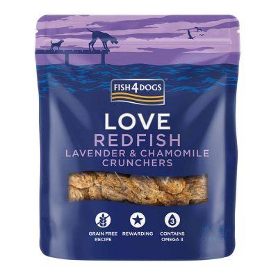 Redfish, Lavender & Chamomile Crunchers