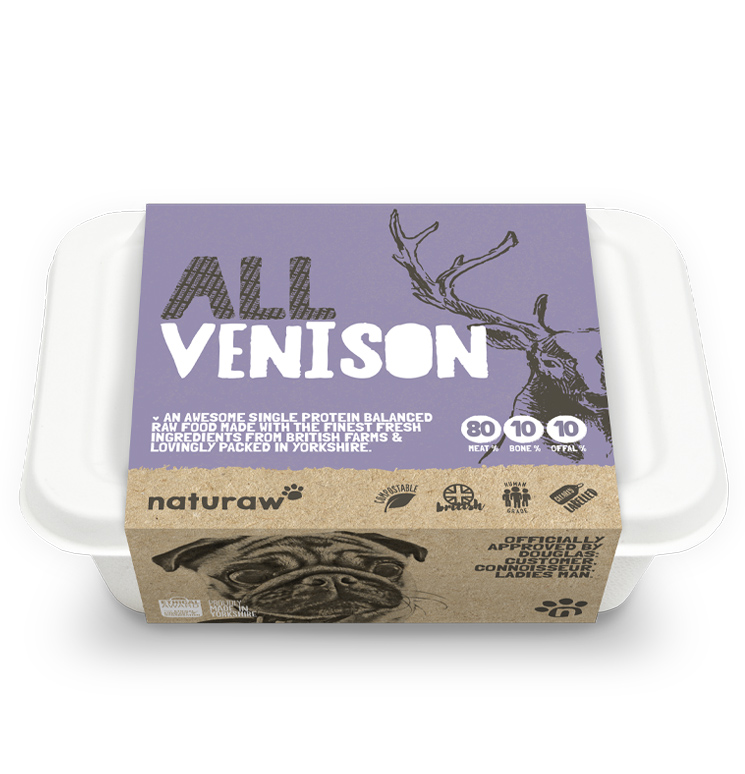 Naturaw All Venison