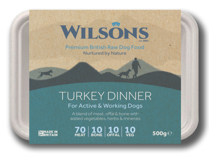 Wilsons Turkey Dinner