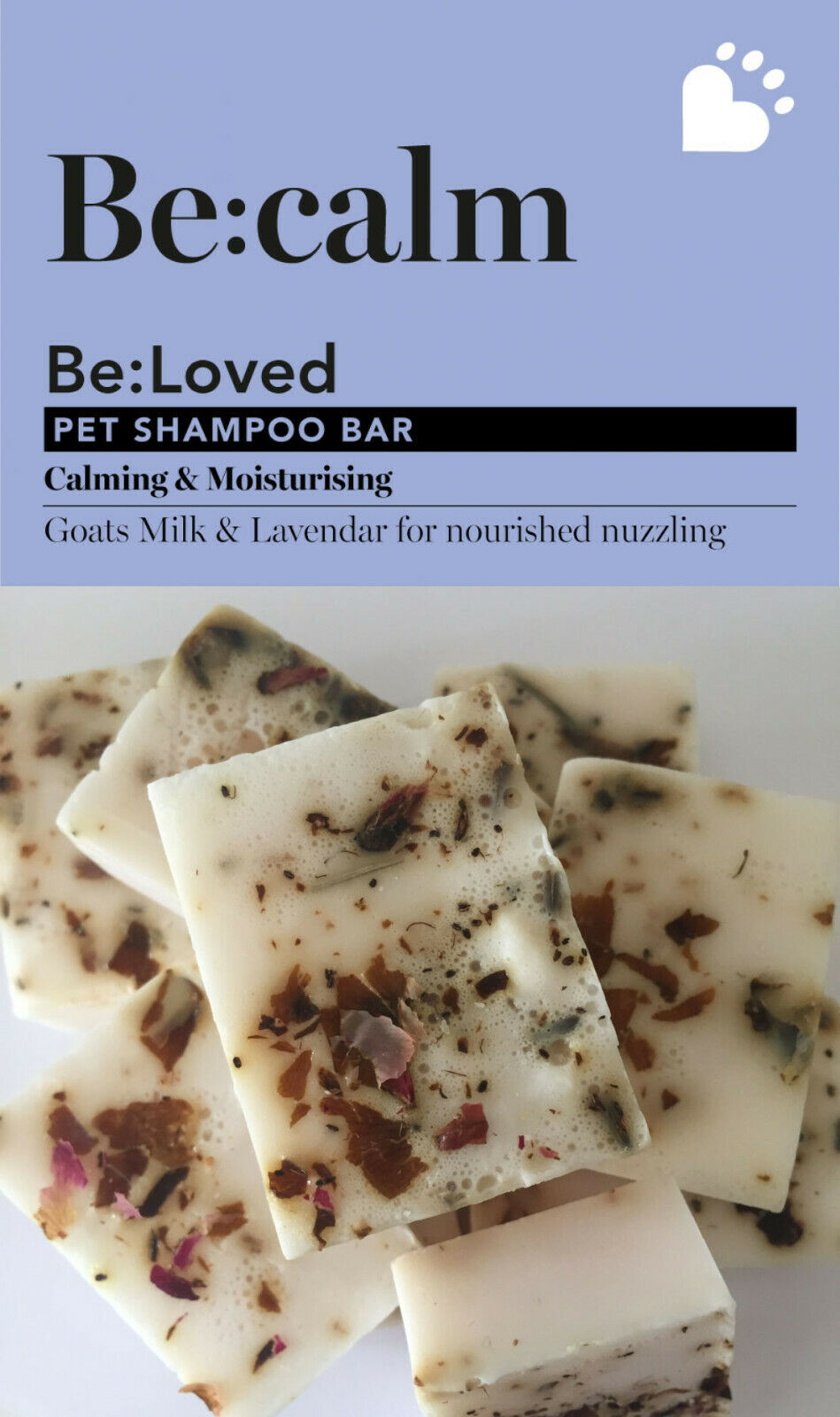 Be:Loved Shampoo Bar