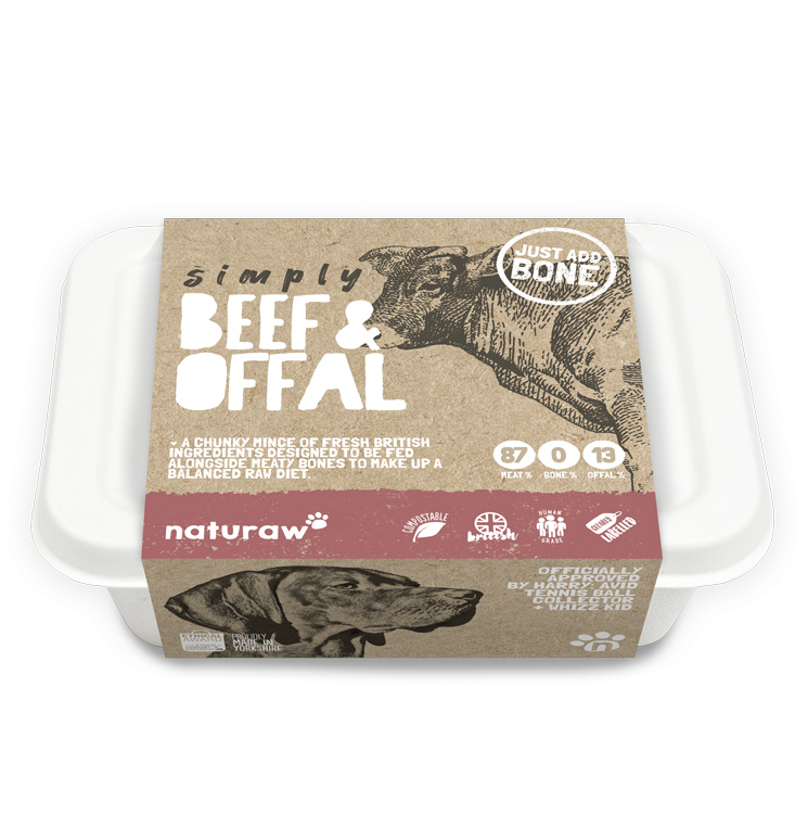 Naturaw Simply Beef & Offal