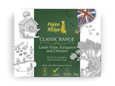 PR Kangaroo, Lamb Tripe & Chicken Complete