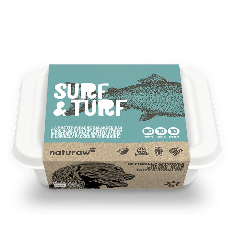 Naturaw Surf & Turf