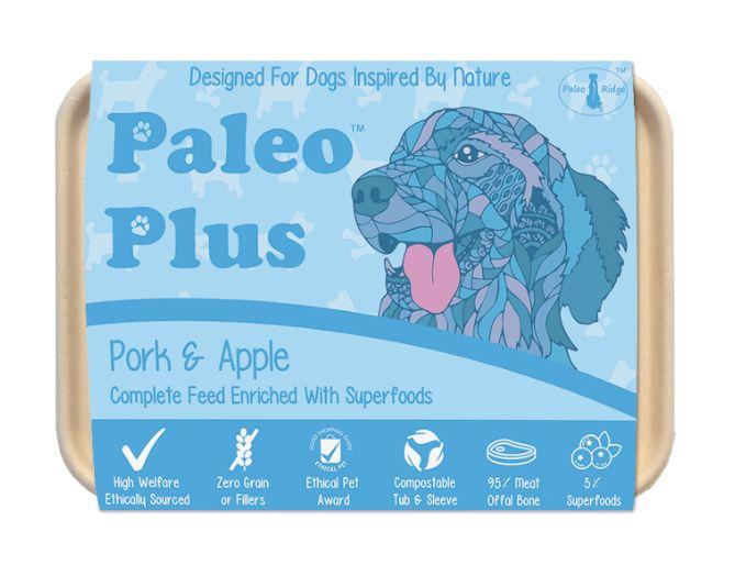 Paleo Plus Pork & Apple