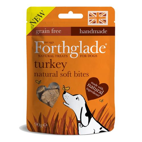 Forthglade Turkey Soft Bite Treats