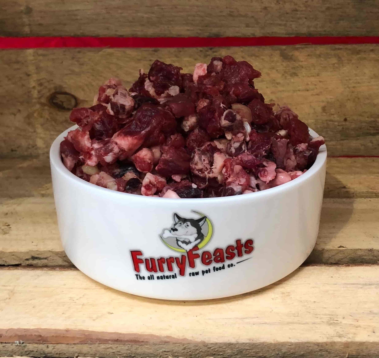 Meaty & Chunky Complete - Furry Feasts