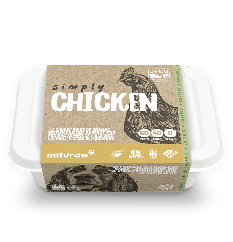 Naturaw Simply Organic Chicken