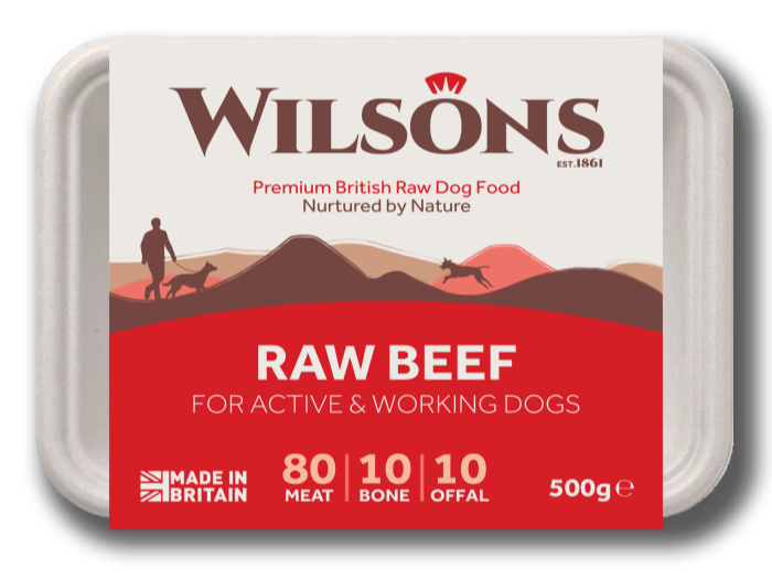 Wilsons Core Raw Beef