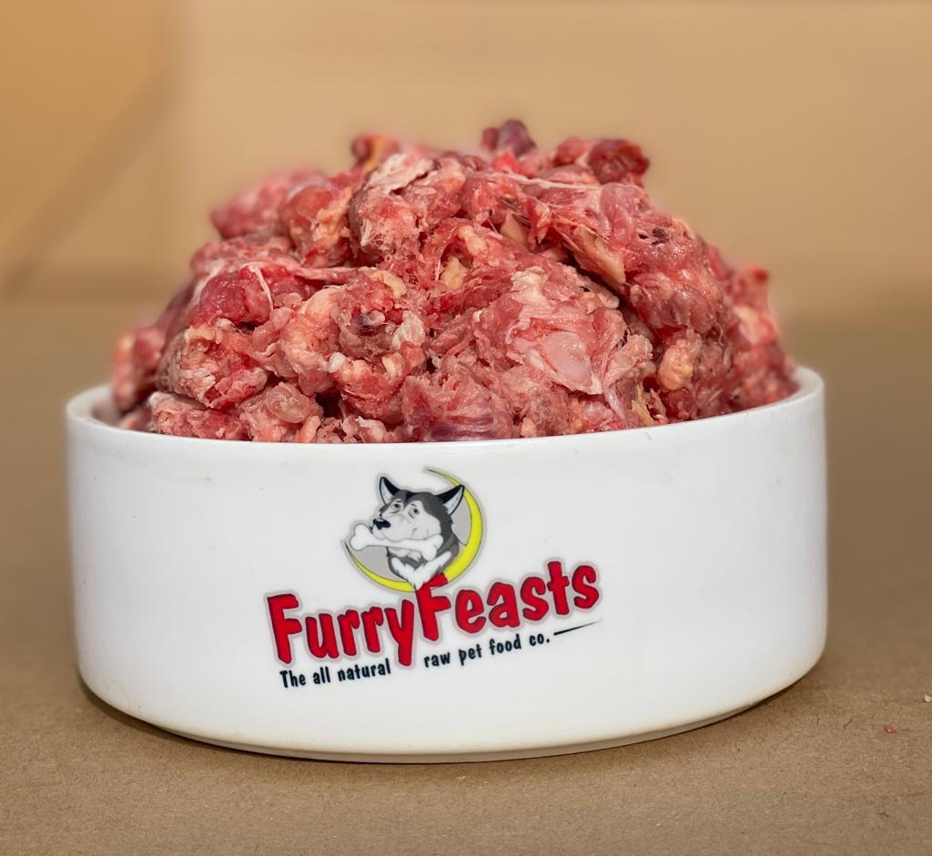 Goose & Beef Complete - Furry Feasts