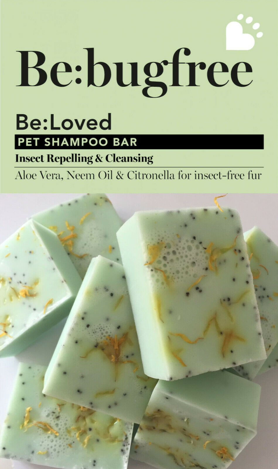 Be:Loved Shampoo Bar