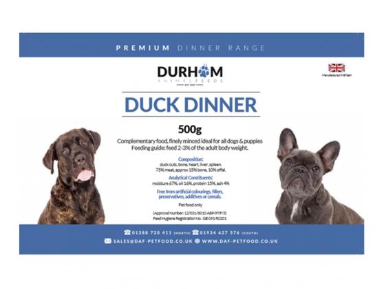 Duck Dinner Box - DAF