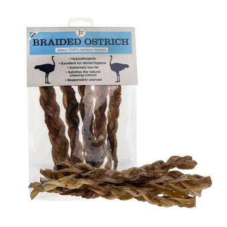Braided Ostrich (5 pack)