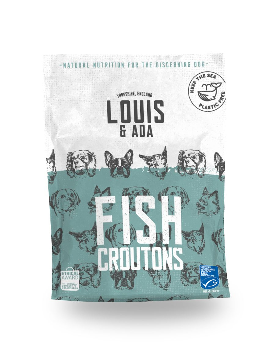 L&A Fish Croutons