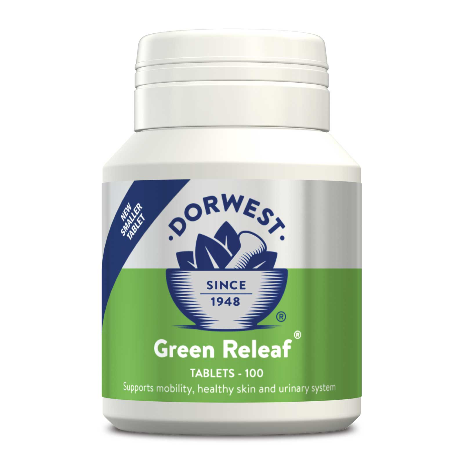 Dorwest Green Releaf Tablets