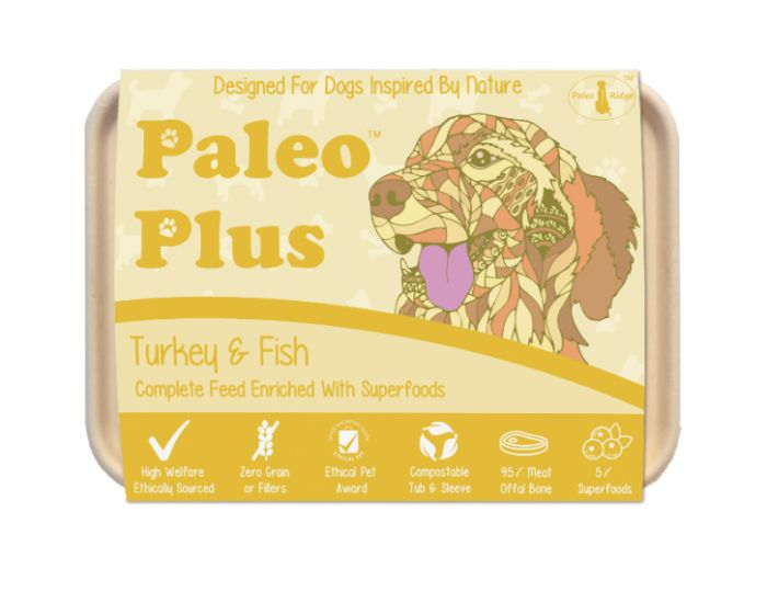 Paleo Plus Turkey & Fish