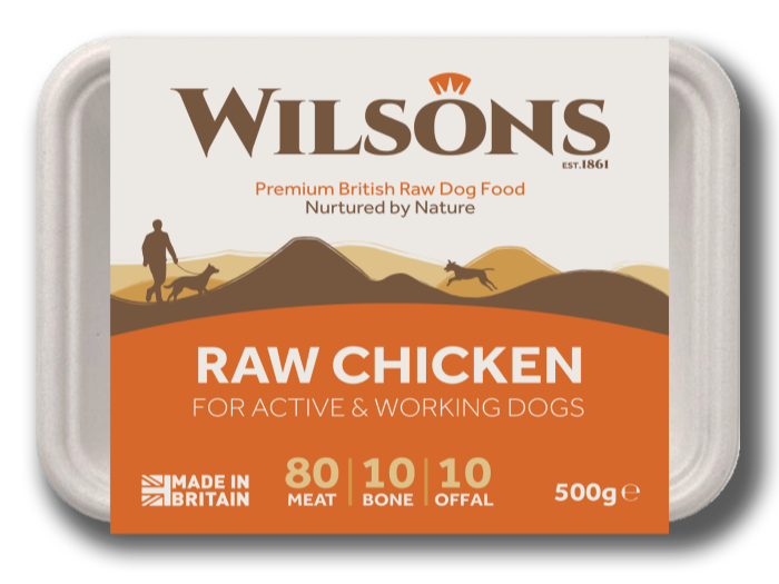 Wilsons Core Raw Chicken
