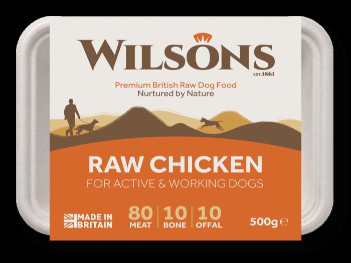 Wilsons Core Raw Chicken