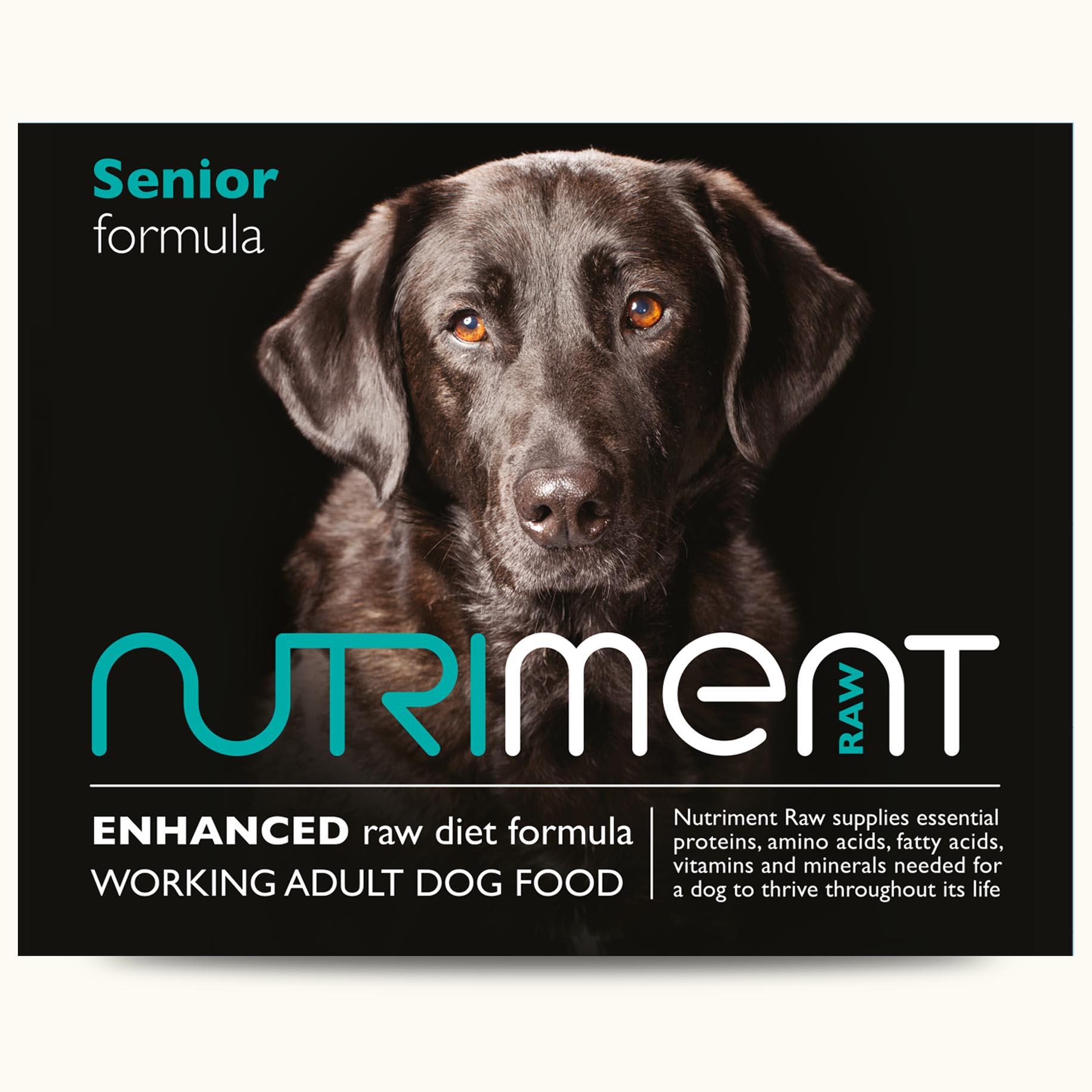Nutriment Senior Formula