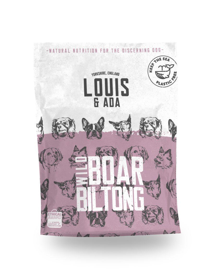 L&A Wild Boar Biltong