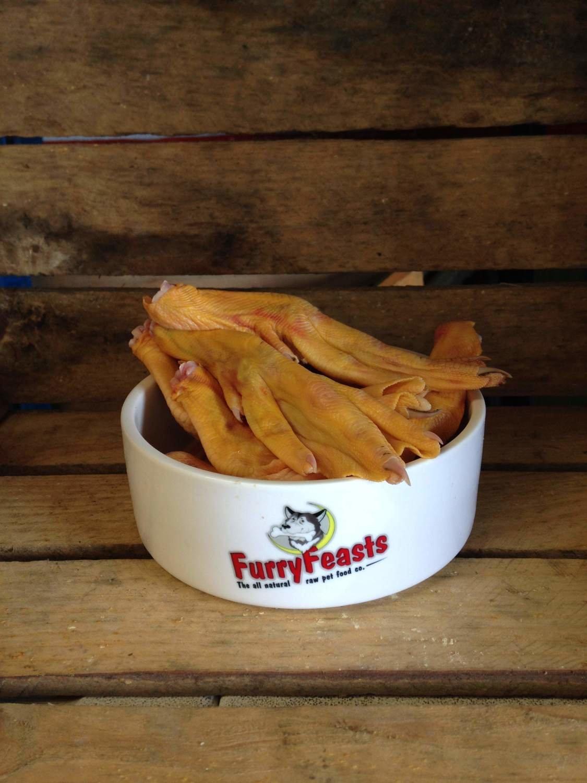 Duck Feet - Furry Feasts