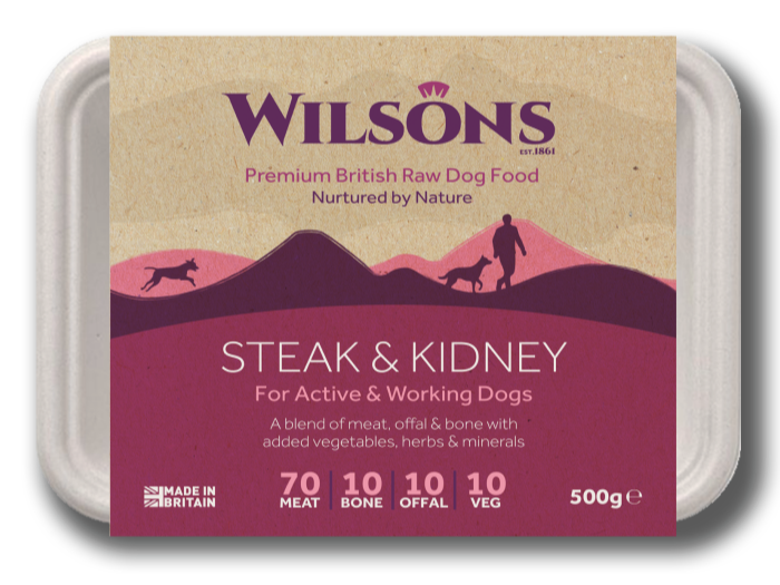 Wilsons Steak & Kidneys