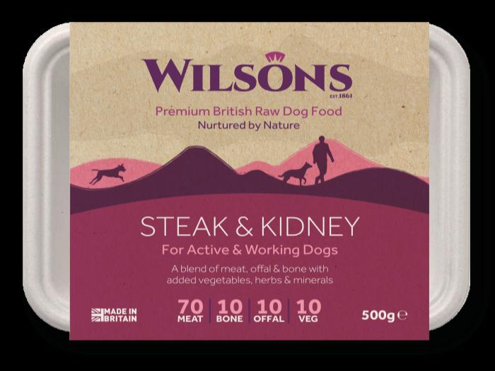Wilsons Steak & Kidneys