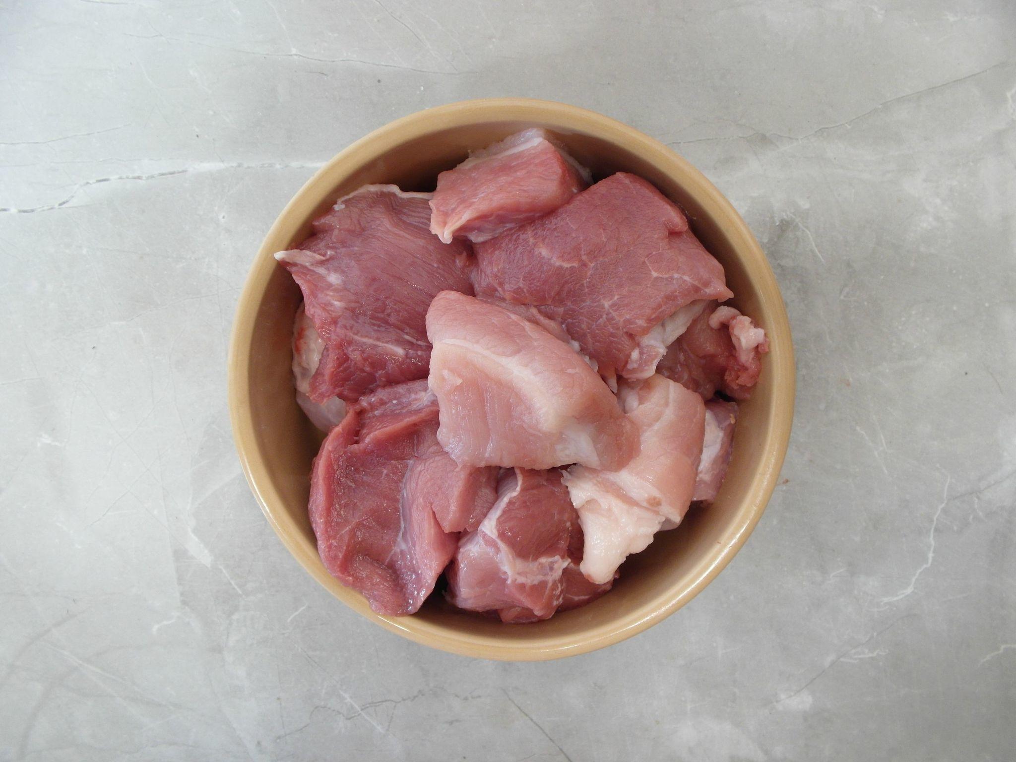 Pork Diced - Rawtdoor
