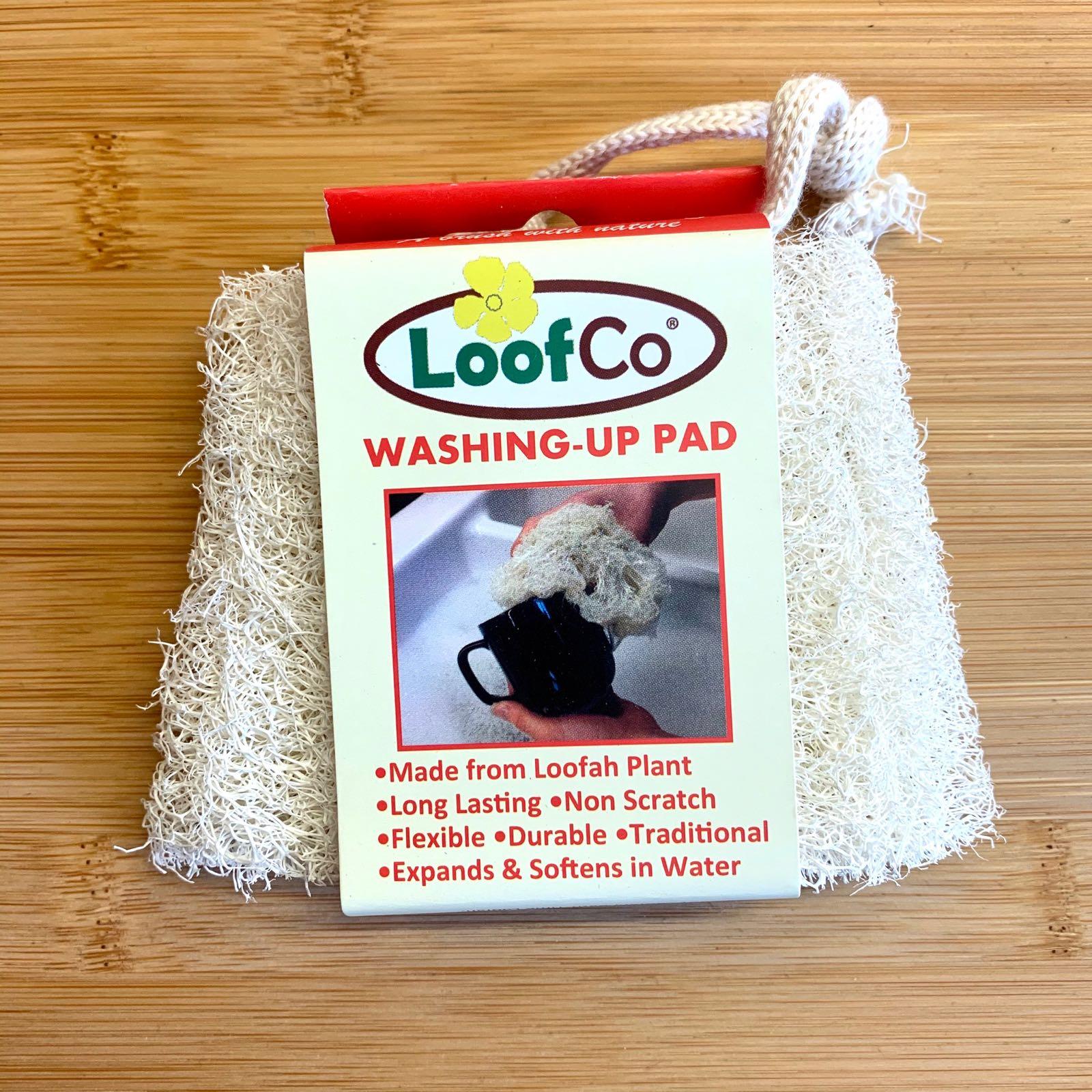 Washing Up Pad - Loof Co