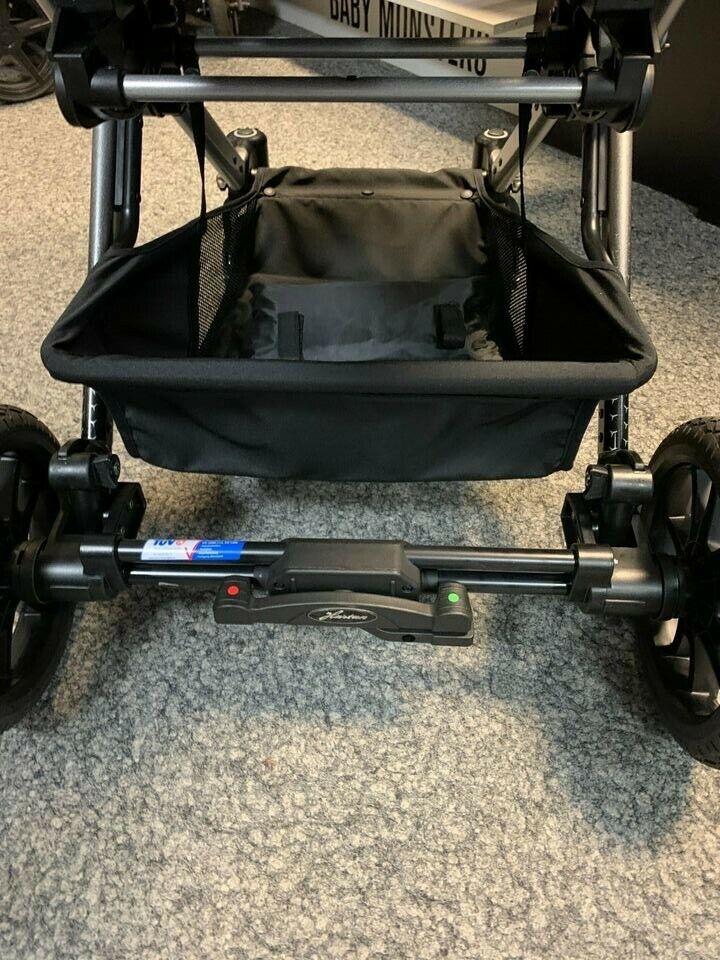 HARTAN Mercedes Avantgarde (2021) Kombi-Kinderwagen