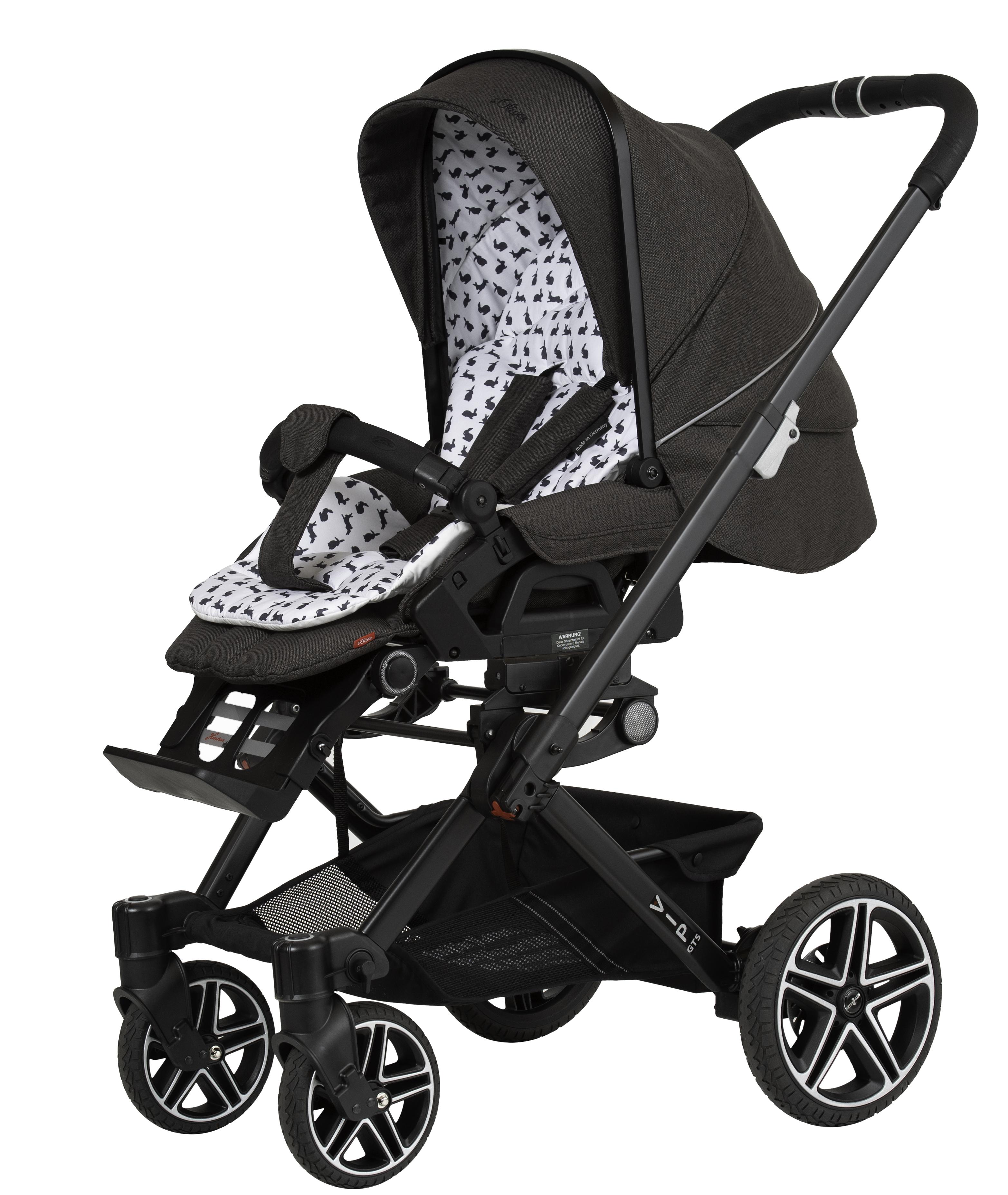 HARTAN Vip GTS S.Oliver (2021) Kombi-Kinderwagen