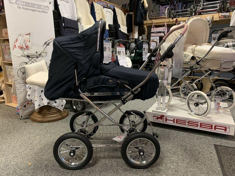 HESBA Condor Coupe Kombi-Kinderwagen - XXL-Set