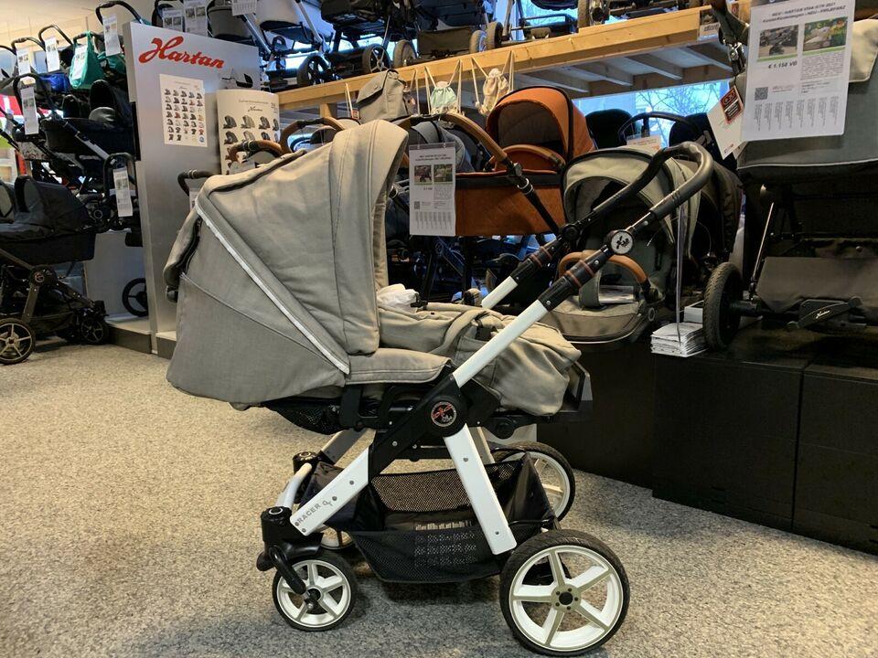 HARTAN Racer GT 2017 Kombi-Kinderwagen - XL-Set