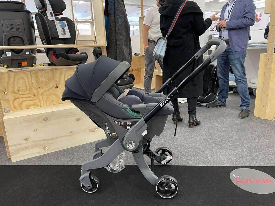 AVOVA COLIBRI i-Size 3i1 Auto-Babyschale - NEU - FIRLEFANZ