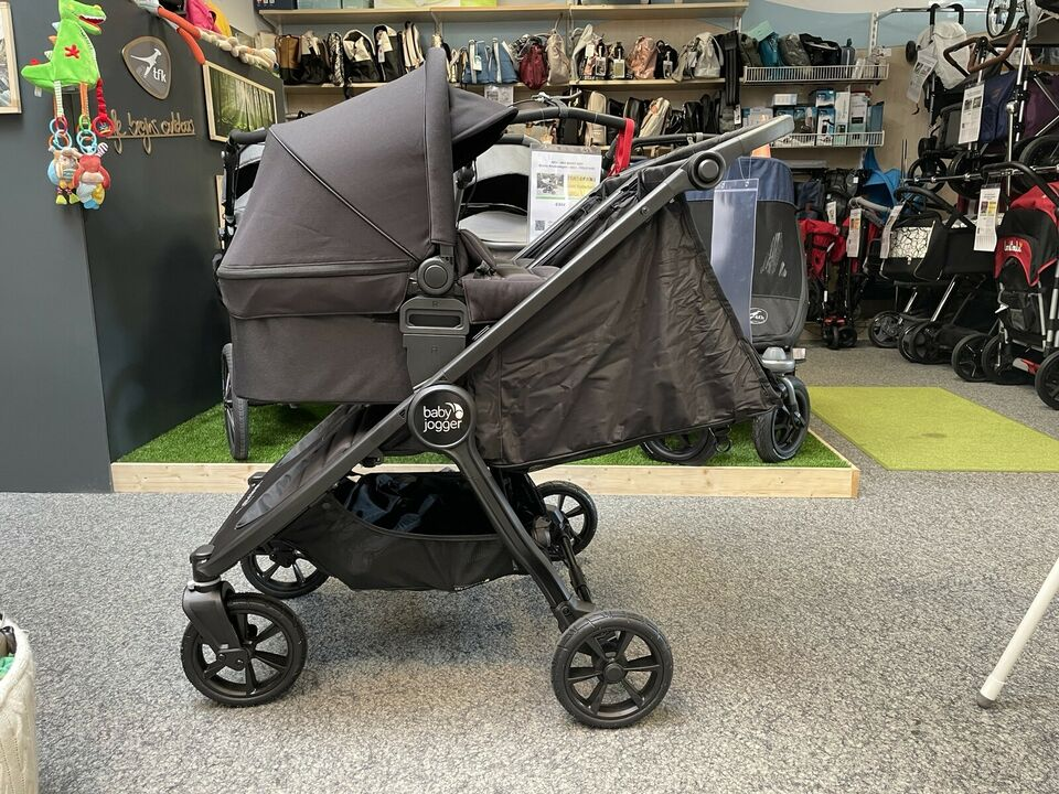 Baby Jogger® City Mini® GT2 Double Zwillingswagen- FIRLEFANZ