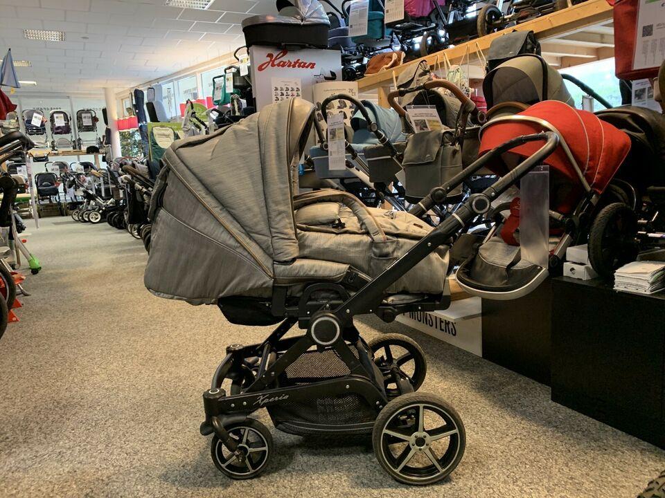 HARTAN Xperia 2018 Kombi-Kinderwagen - XXL-Set
