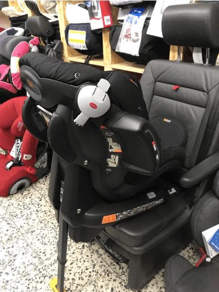 BeSafe iZi Combi X4 ISOFIX Auto-Kindersitz 0-18kg