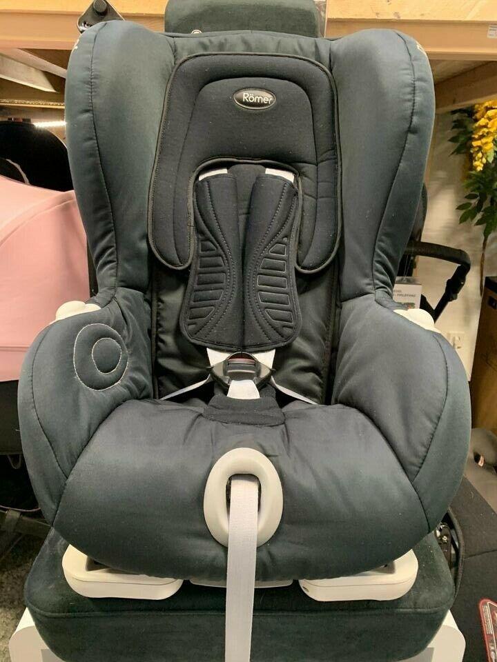 BRITAX RÖMER VersaFix Auto-Kindersitz 9-18kg