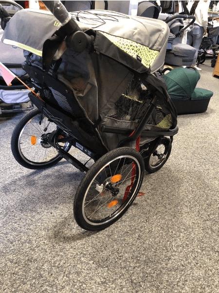 TFK Joggster VELO Fahrrad-Anhänger - %%%-Aktion - FIRLEFANZ