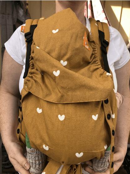 TULA Half Buckle Babytrage 3,2-20kg