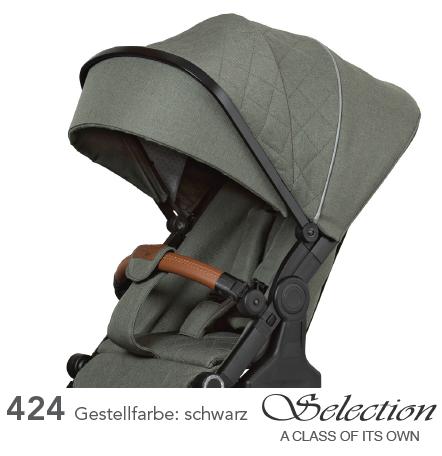 HARTAN Two Select (2022) Zwillings-/ Geschwisterwagen