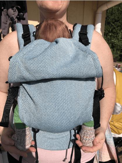 BUZZIDIL Fullbuckle Babytrage 3-15kg