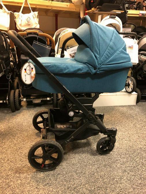 HARTAN Vip GTS (2020) Kombi-Kinderwagen