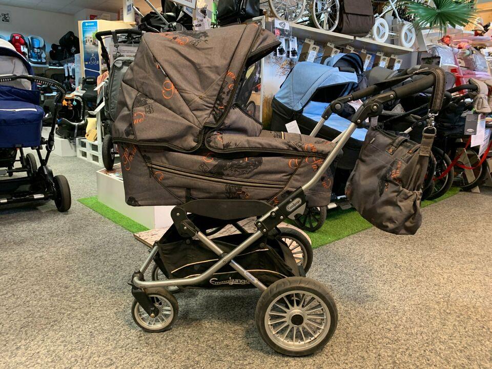 Emmaljunga Nitro City Kombi-Kinderwagen - XXL-Set