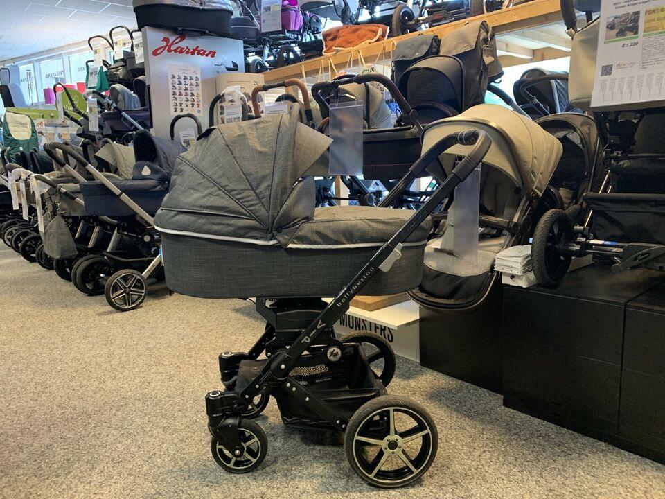 HARTAN VIP bellybutton 2021 Kombi-Kinderwagen - XL-Set - FIRLEFANZ