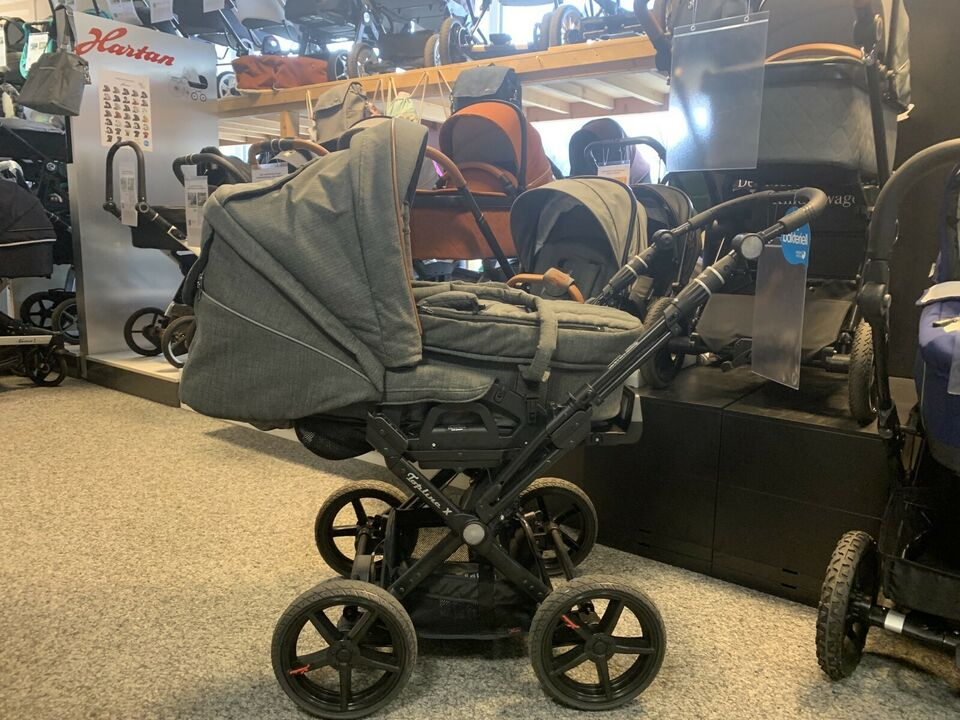 HARTAN Topline X 2021 Kombi-Kinderwagen - XL-Set