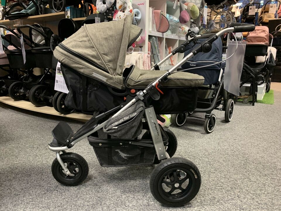 tfk Joggster TWIST Kombi-Kinderwagen - XL-Set