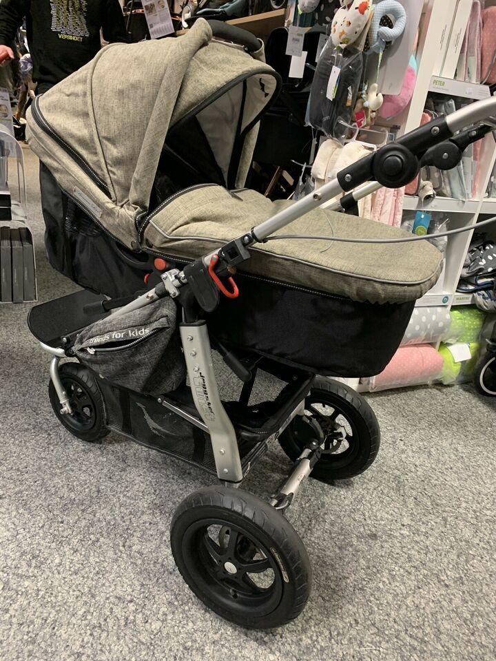 tfk Joggster TWIST Kombi-Kinderwagen - XL-Set