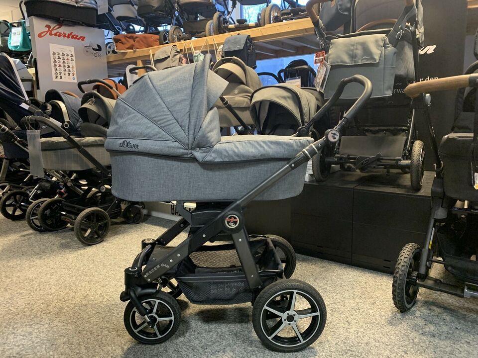 HARTAN Racer GTS 2020 Kombi-Kinderwagen - XL-Set